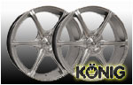 Konig Wheels
